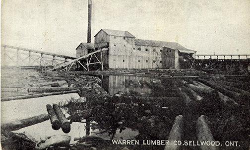 Warren Lumber Co. Sellwood